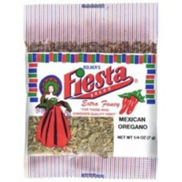 Fiesta Brand Extra Fancy Mexican Oregano