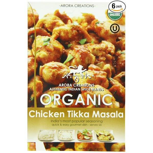 Whole Foods Market Organic Seasoning Tandoori Spice