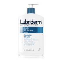 Lubriderm Daily Moisture Lotion For Normal To Dry Skin, 16 Fl. Oz.