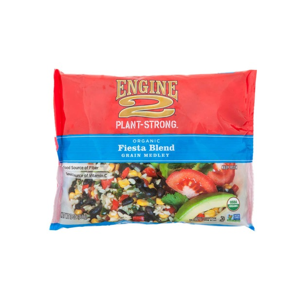 Engine 2 Organic Fiesta Blend Grain Medley