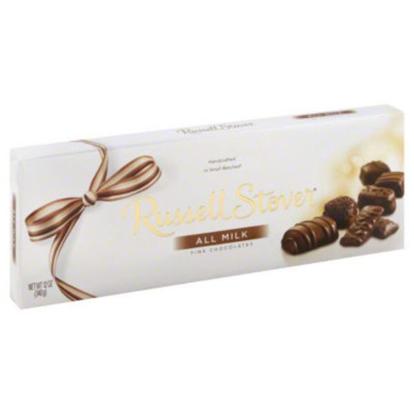 Russell Stover Fine Chocolates All Milk