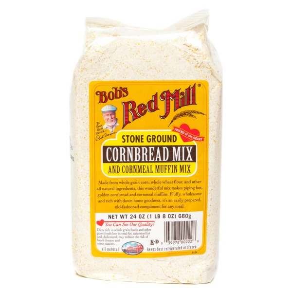 Bob's Red Mill Stone Ground Cornbread Mix
