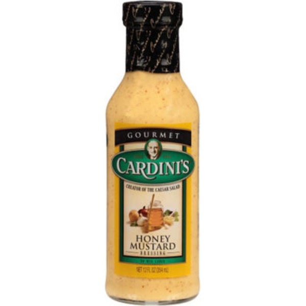 Cardini's Honey Mustard Dressing