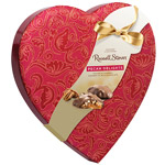 Russell Stover Pecan Delights Satin Heart