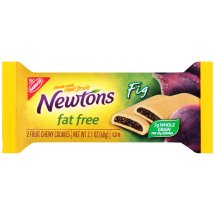 Nabisco Newtons Fat Free Fig Cookies, 2.1 oz, 12 Ct (Innerpack of 12)
