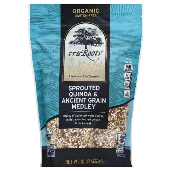 truRoots Quinoa & Ancient Grain Medley, Sprouted