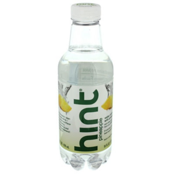 Hint Water Infused with Pineapple