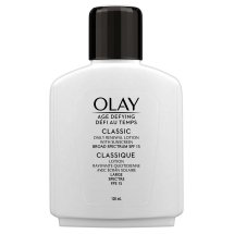Olay Age Defying Classic Daily Renewal Lotion with SPF 15, 120 mL