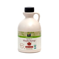 365 Organic Grade A Dark Maple Syrup