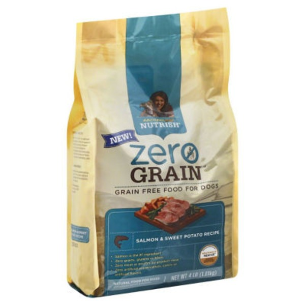 Nutrish Zero Grain Salmon & Sweet Potato Recipe Dog Food