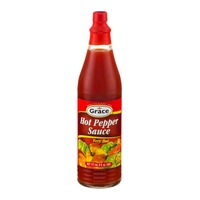Grace & I Hot Pepper Sauce Very Hot