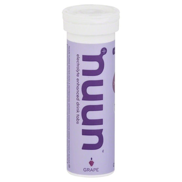 Nuun Grape Drink Tabs