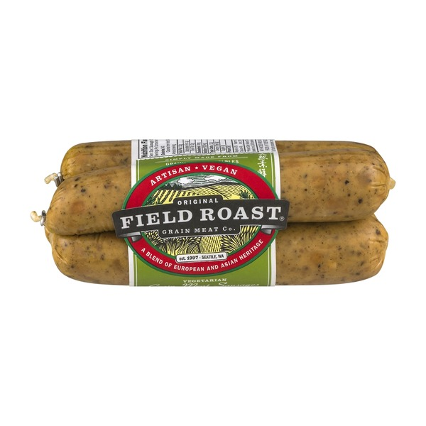 Field Roast Smoked Apple Sage Sausages