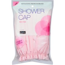 Siris Sensations Premium Brand Large Terry-Lined Shower Cap W423