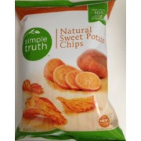 Simple Truth Natural Sweet Potato Chips