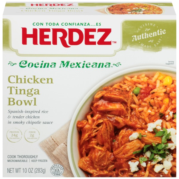 Herdez Tinga Chicken