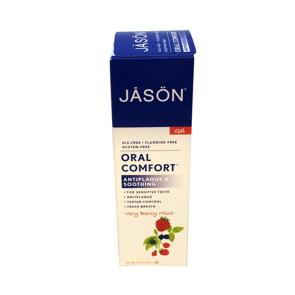Jason Oral Comfort Very Berry Mint Gel