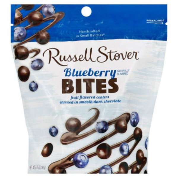 Russell Stover Bites Blueberry