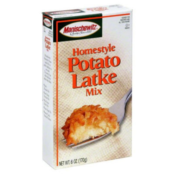 Manischewitz Homestyle Potato Latke Mix