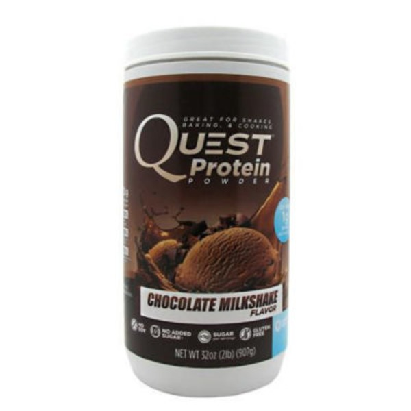 QuestBar Chocolate Milkshake Protein Powder
