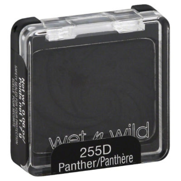 Wet n' Wild Coloricon Eyeshadow Single 255D Panther
