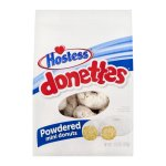 Hostess Donettes Powdered Mini Donuts, 10.5 OZ