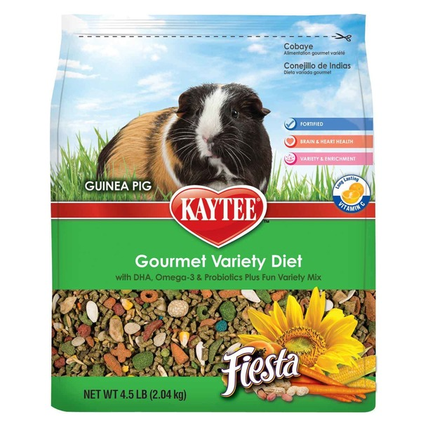 Kaytee Fiesta Max Food For Guinea Pigs