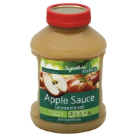 Signature Kitchens Apple Sauce Unsweetened