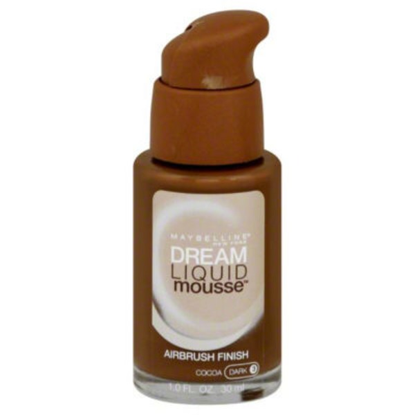 Dream Liquid™ Mousse 130 Cocoa Foundation