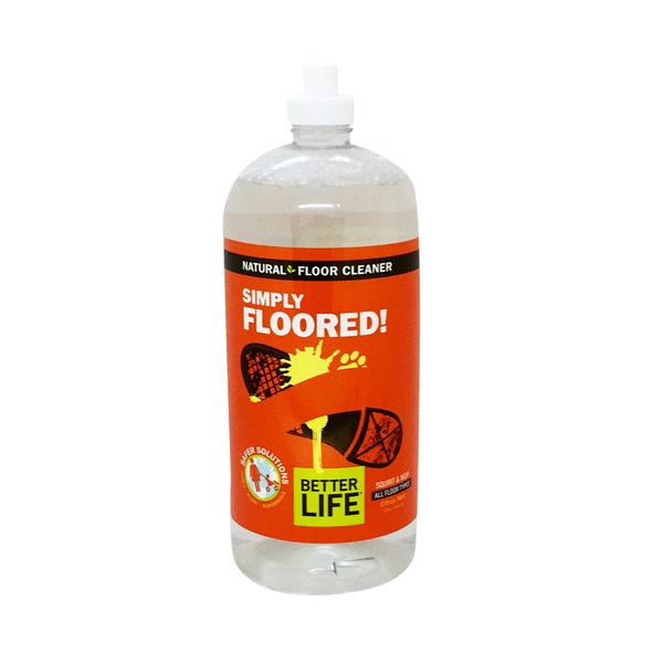Better Life Citrus Mint Natural Floor Cleaner