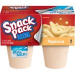 Snack Pack Tapioca Pudding (4 count)
