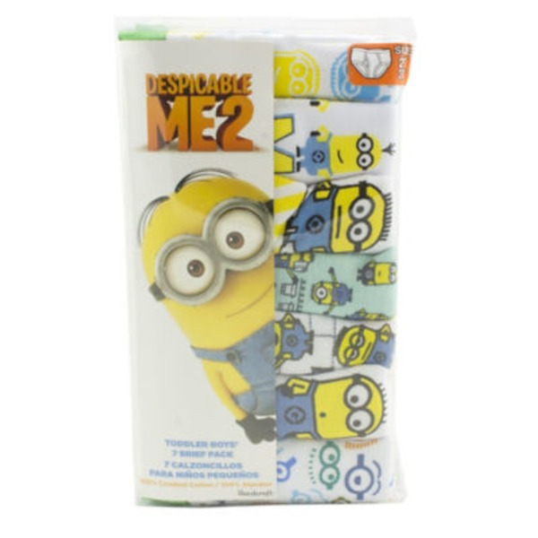 Disney 2T-3T Despicable Me 2 Toddler Boy Underwear