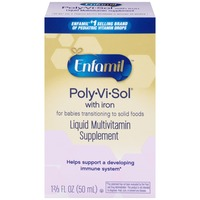 Enfamil Poly•Vi•Sol Liquid with Iron Multivitamin Supplement