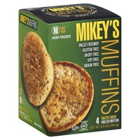 Mikeys English Muffins, Toasted Onion