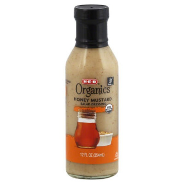 H-E-B Honey Mustard Salad Dressing
