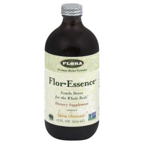 Flora Gentle Detox for the Whole Body