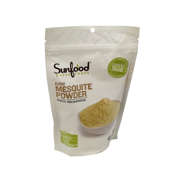 Sunfood Organic Sweet Mesquite Powder