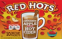 Two Rivers Redhots Spicy Apple Cider Packets