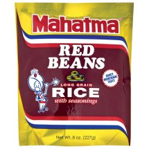 Mahatma Red Beans & Long Grain Rice with Seasoning, 8 oz