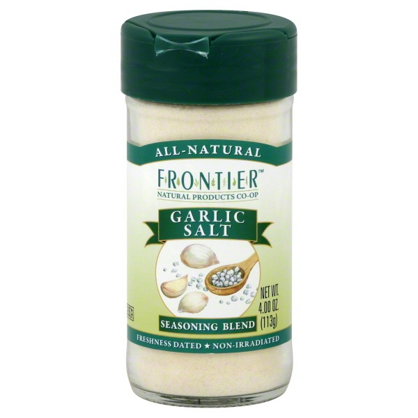 Frontier Garlic Salt