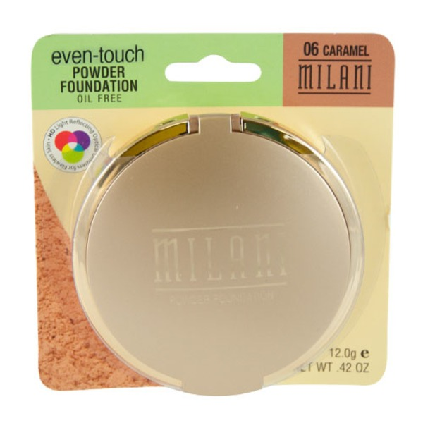Milani Even Touch Powder Caramel
