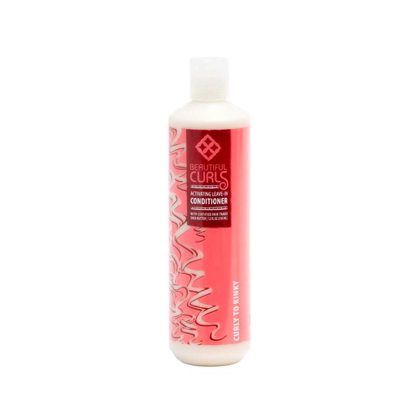 Beautiful Curls Curl Enhancing Shea Butter Leave-In Conditioner