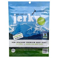 New Zealand Jerky Beef Jerky, Premium, New Zealand, Original