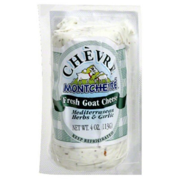Montchevre Garlic & Herb Fresh Goat Cheese