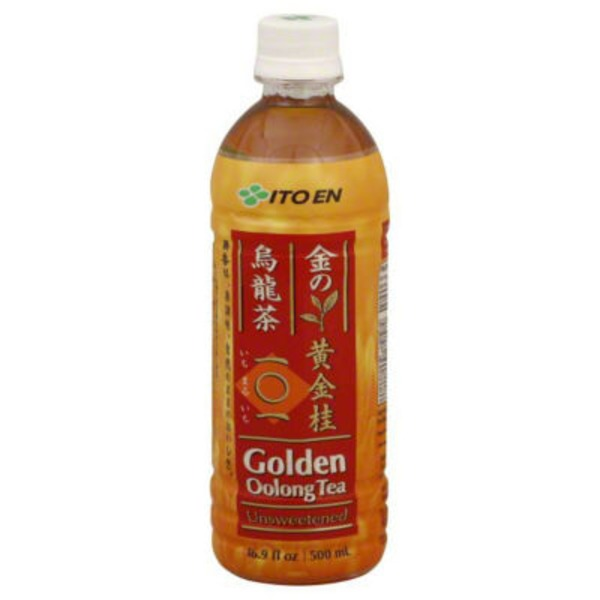 ITOEN Unsweetened Golden Oolong Tea
