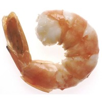 Fish Market Medium Cooked White Shrimp, 41-60 Count