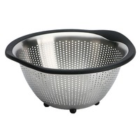 OXO Good Grips Silicone Strainer Stainless Steel
