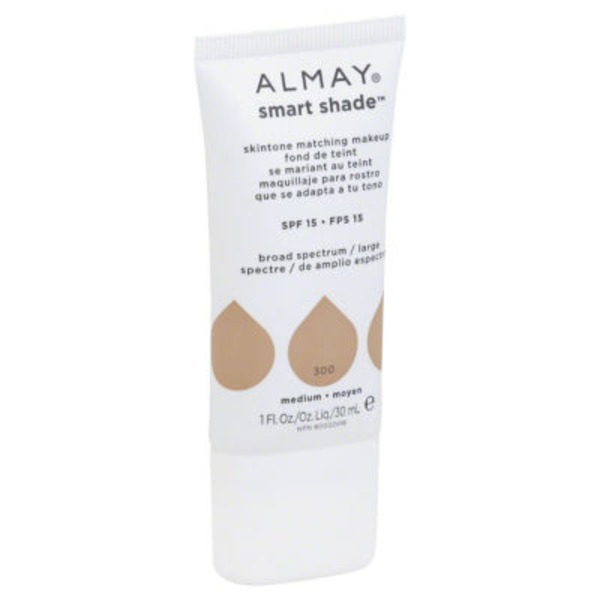 Almay Smart Shade Skintone Matching Makeup - Medium