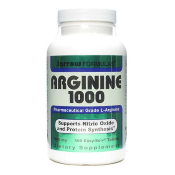 Jarrow Arginine 1000 Mg