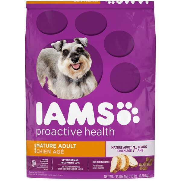 Iams ProActive Health Mature Adult Dog Food